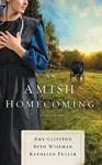 An Amish Homecoming - Amy Clipston (Paperback)