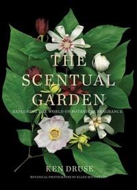The Scentual Garden - Ken Druse (Hardcover) - Cover