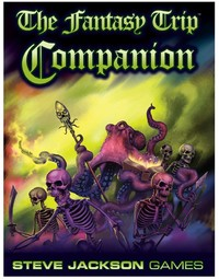 The Fantasy Trip - Companion (Role Playing Game) - Cover