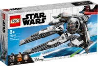 LEGO® Star Wars - Black Ace TIE Interceptor (396 Pieces) - Cover