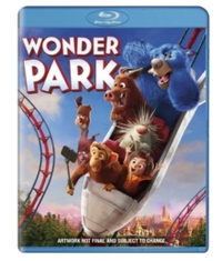 Wonder Park (Blu-ray) - Cover