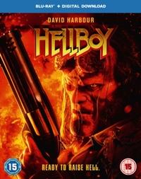 Hellboy (Blu-ray) - Cover