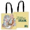 Big Friendly Giant - Edge to Edge Tote Bag - Star Editions