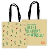 James and the Giant Peach - Edge to Edge Tote Bag - Star Editions