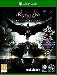 Batman: Arkham Knight - Memorial Edition (Xbox One) - Cover