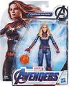 Avengers - Captain Marvel Action Figure - 15cm Cover