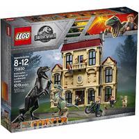 LEGO® Jurassic World - Indoraptor Rampage at Lockwood Estate (1019 Pieces)