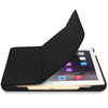 Macally Protective Tablet Folio Case and Stand for Apple iPad Mini 7.9 Inch - Black (2019)