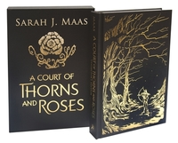 A Court of Thorns and Roses - Sarah J. Maas (Hardcover)