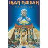 Iron Maiden Powerslave Textile Poster