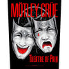 Motley Crue Theatre of Pain Back Patch