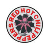 Red Hot Chili Peppers Octopus Patch