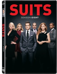 Suits - Season 8 (DVD)