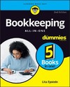 Bookkeeping All In One For Dummies - Lita Epstein (Paperback)