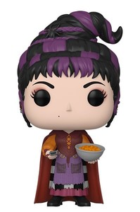Funko Pop! Disney - Hocus Pocus - Mary Sanderson With Cheese Puffs Vinyl Figure - Cover