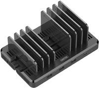 Unitek 120W 8-Port USB Transformable Charging Station - Black - Cover
