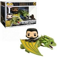 Funko Pop! Television - Game of Thrones - Jon Snow with Rhaegal