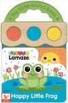 Happy Little Frog - Cottage Door Press (Hardcover)