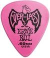 Ernie Ball Everlast .60mm Delrin Plectrum (Pink)