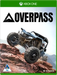 Overpass (Xbox One) - Cover