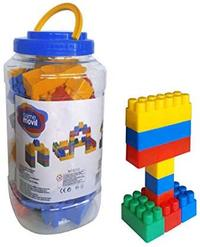 Game Movil - Building Block Set (43 Pieces) - Cover