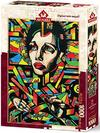 "Heidi - ""Eightball"" Art Puzzle (1000 Pieces)"