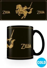 Legend of Zelda - Map Heat Changing Mug - Cover