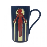 Captain Marvel Mug - Cover