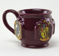 Harry Potter - Crests 3D Mug - Cover