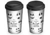 Nightmare Before Christmas - Faces of Jack Travel Mug (340ml)