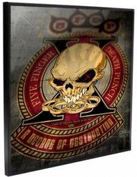 Five Finger Death Punch - Decade of Destruction Wall Art