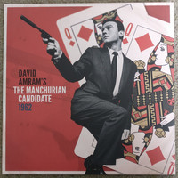 David Amram - The Manchurian Candidate (Feat. Harold Land & Dick Leith & Paul Horn & Carmel Jones) (Rsd 2019) - Cover