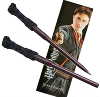 Harry Potter Wand Pen and Bookmark (Toy) - Cover