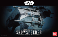 Revell / Bandai - 1/48 - Star Wars - Snowspeeder (Plastic Model Kit) - Cover
