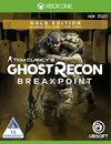 Tom Clancy's Ghost Recon: Breakpoint - Gold Edition (Xbox One) Cover