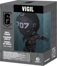 Six Collection: Vigil Chibi (Vinyl Figurine) - Cover