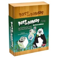 Pass the Pandas (Dice Game) - Cover