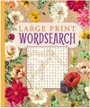 Large Print Wordsearch - Eric Saunders (Paperback)