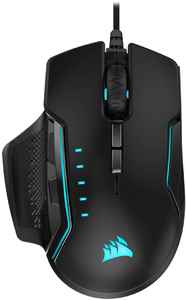 Corsair - CH-9302311 Glaive RGB Pro Optical Gaming Mouse