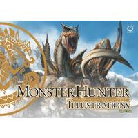 Monster Hunter Illustrations - Capcom (Hardcover)