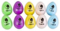 Toca Rainbow Egg Shakers - Each (Assorted Colours) - Cover