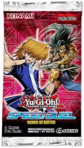 Yu-Gi-Oh! - Speed Duel: Scars of Battle Single Booster (Trading Card Game) - Cover