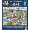 Jan Van Haastern - Cartoon Capers Puzzle (550 Pieces)