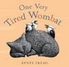 One Very Tired Wombat - Renee Treml (Board Book)