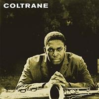 John Coltrane - Coltrane (CD) - Cover