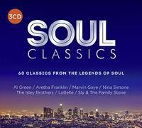 Soul Classics / Various (CD) - Cover