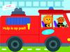 Plak en inkleur: Hulp is op pad! - Ballon Media