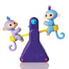 Fingerlings - Teeter Totter With 2 Monkeys
