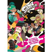 The Art Of Splatoon 2 - Nintendo (Hardcover)