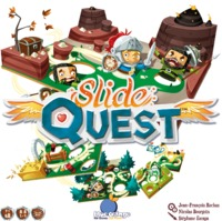 Slide Quest (Board Game) - Cover